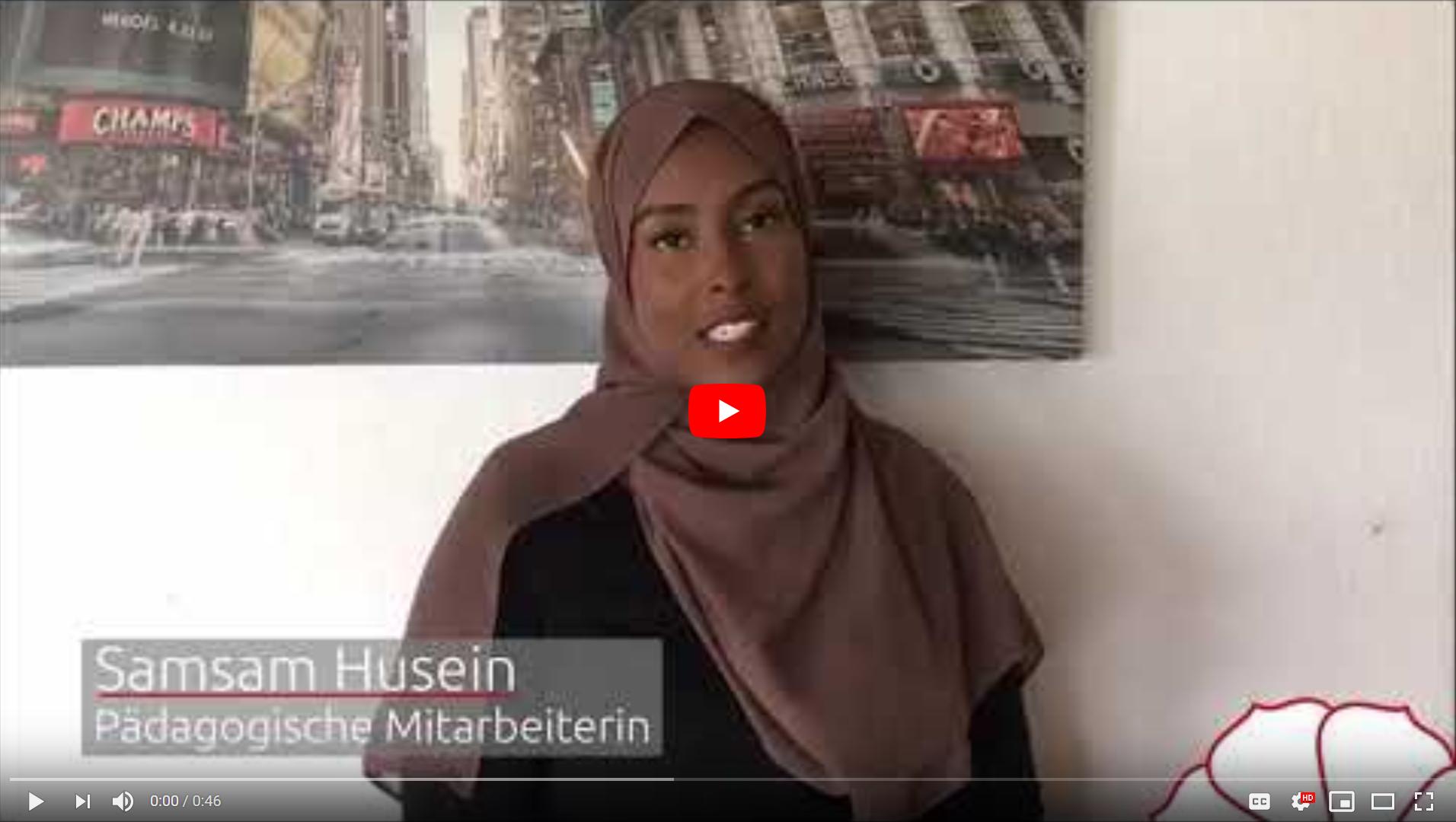 DPT 2020 Youtube Video mit Samsam Husein